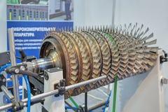 Industrielle balancierende Ausrüstung Stockfotografie