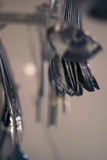Industrielle Küche 001 Stockbild
