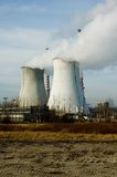 Industrielle Kamine Lizenzfreie Stockfotografie