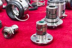 industrielle Koppelung für das Versiegeln von i lizenzfreie stockfotografie