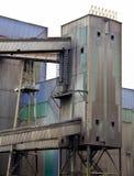 Industrielle Landschaft Lizenzfreie Stockbilder