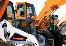 Industrielle Maschinen Lizenzfreie Stockfotos
