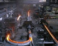 Industrielle Metallurgie Lizenzfreie Stockfotografie
