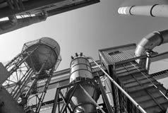 Industrielle Nachricht Stockbild