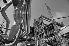 Industrielle Nachricht Lizenzfreies Stockfoto