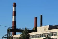 Industrielle Rohre Stockfotografie