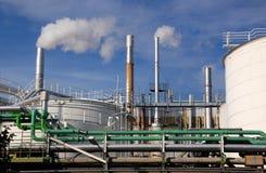 Industrielle Site Lizenzfreies Stockbild