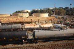Industrielle Szene Kalifornien Stockfotos