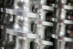 Industrielle Teile lizenzfreie stockfotos