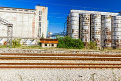 Industrielle Zufuhren Stockfotos