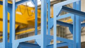 Industrielle Zusammenfassung Stockfotos