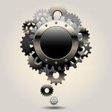 Industrieller abstrakter Hintergrund Lizenzfreie Stockfotos