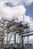 Industrieller Aufbau Lizenzfreies Stockbild