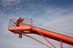 Industrieller Aufzug Lizenzfreie Stockfotografie