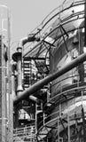 Industrieller Auszug Stockbild