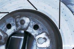 Industrieller Auszug der Autoteile Lizenzfreie Stockfotos