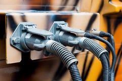Industrieller Bolzen stockfotos