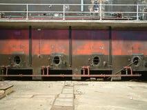 Industrieller Bottich Stockbilder