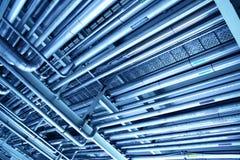 Industrieller Hintergrund lizenzfreies stockbild
