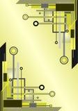 Industrieller Hintergrund Stockfotos