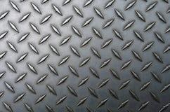 Industrieller Hintergrund der Stahlplatte Stockbilder