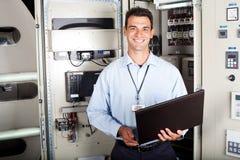 Industrieller Ingenieur lizenzfreie stockfotos