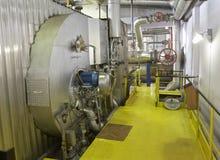 Industrieller Innenraum 13 Lizenzfreies Stockfoto