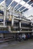 Industrieller Innenraum 9 Lizenzfreie Stockfotos