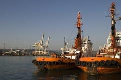 Industrieller Kanal Lizenzfreies Stockfoto