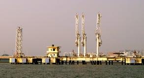 Industrieller Kanal Lizenzfreies Stockbild