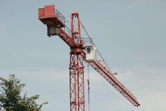 Industrieller Kran lizenzfreies stockbild