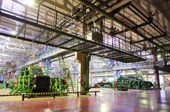 Industrieller Platz Lizenzfreie Stockfotografie