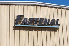 Industrieller Produkt und Service-Verteiler Fastenal Fastenal hat Einzelhandelsgeschäfte in jedem US-Staat II lizenzfreie stockfotos