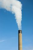 Industrieller Rauch Stockfotos