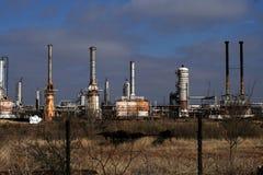Industrieller Rost Stockbild