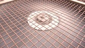 Industrieller Ventilator - Abluftventilator stock video