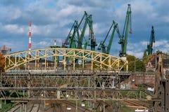 Industrielles -1 Lizenzfreies Stockfoto