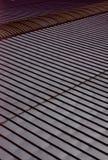 Industrielles Dach Stockfoto