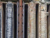 Industrielles Detail der Verminderung Stockbild