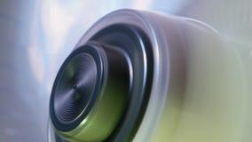 Industrielles Gebläse stock video footage