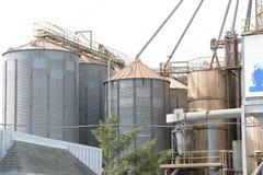 Industrielles Herstellungsfeedstore bei Ocala Florida Stockfoto