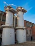 Industrielles Rohr Stockfotografie
