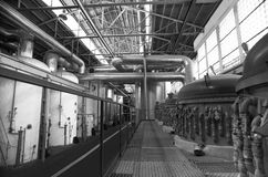 Industrielles Rohr Lizenzfreies Stockbild