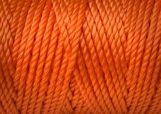 Industrielles Seil. Stockbild
