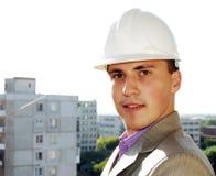 Industrielles Thema: Architekt. stockbild