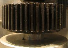 Industrielles Zahn-Rad Stockfoto