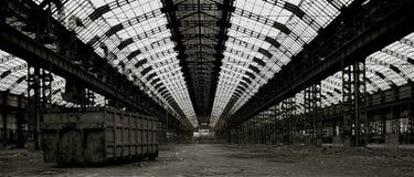 industriellt förfall 02 Royaltyfri Foto