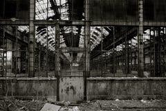 industriellt förfall 04 Royaltyfri Fotografi
