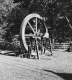 industriellt hjul Arkivbilder