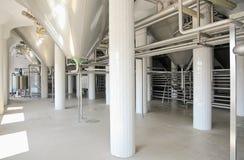 industriellt inre växtseminarium Royaltyfri Foto